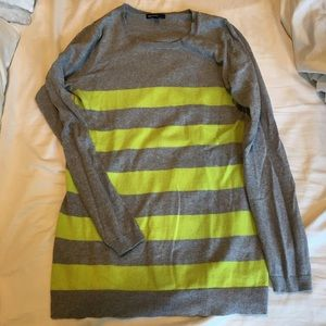 Striped Maternity Sweater